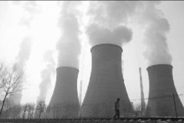 Problém emisií bude musieť riešiť aj Čína (obrázok je z provincie Šing-haj).