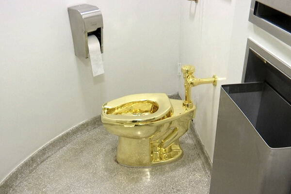 Záchodová misa má oveľa vyššiu hodnotu.