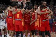 Španielsko oslavuje triumf na MS v basketbale 2019.
