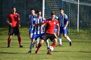 Zo zápasu Kozárovce - Nesvady 3:0