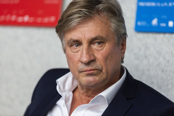 Generálny riaditeľ Slovenského národného divadla (SND) Vladimír Antala.