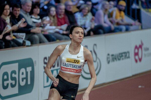 Maria Lasickiené na archívnej snímke.