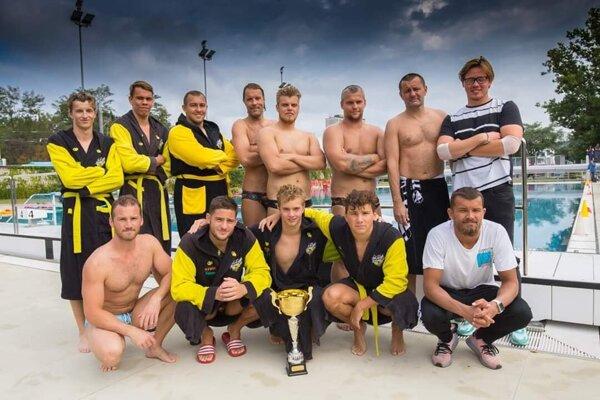 """ŠK Hornets na """"čéhačku"""" nedávno vyhrali turnaj Cassovia open, radi by uspeli aj v Slovenskom pohári."""