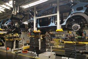   Výrobný závod Hyundai, Nošovice (Zdroj: Daniel Balucha)  