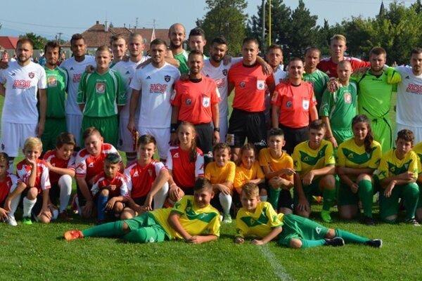 Spartak Trnava sa v Jacovciach predstavil v Slovenskom pohári aj pred dvomi rokmi.