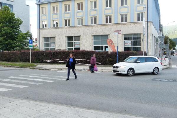 Staré semafory už demontovali, dajú sa nové.