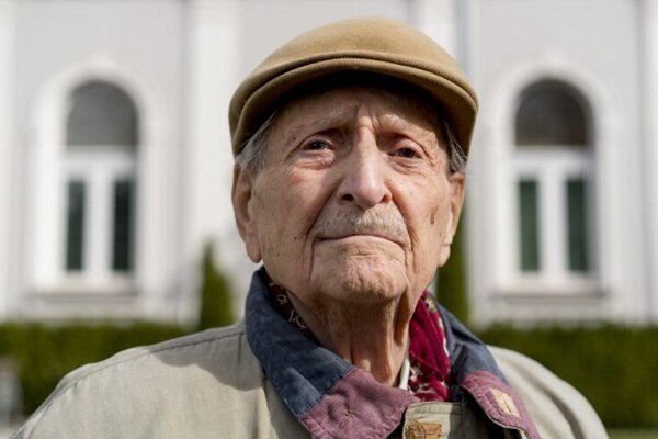 Marko Feingold sa narodil v Banskej Bystrici.