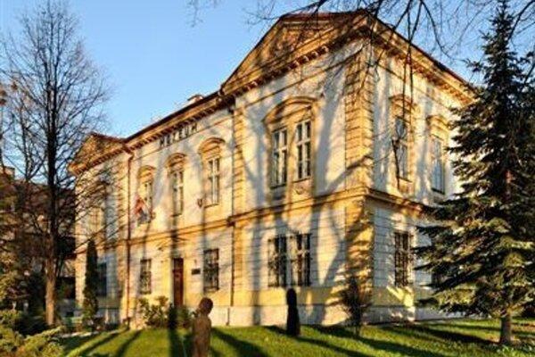 Podtatranské múzeum v Poprade.