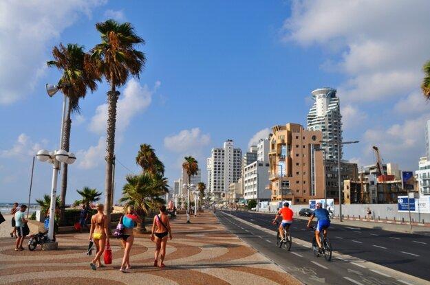 Moderný Tel Aviv