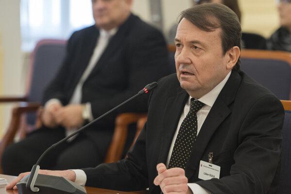 Doterajší predseda kolégia Libor Duľa.