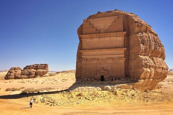 Saudská Arábia láka aj na historické pamiatky.