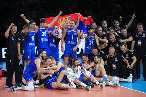 Srbsko po ME vo volejbale 2019.