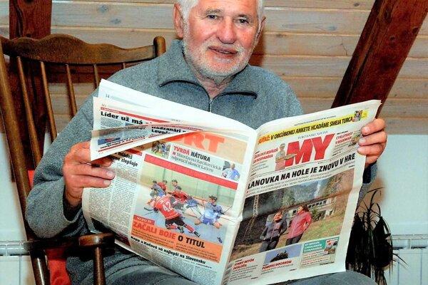 Nové číslo MY Turčianskych novín je už v predaji.