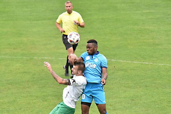 Cez víkend sa hral derby zápas medzi Šaľou a Novými Zámkami.