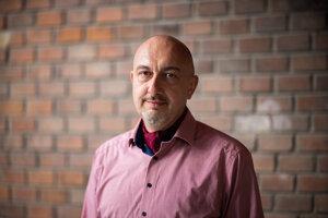 Peter Bednár, správca Nadácie ZSE.