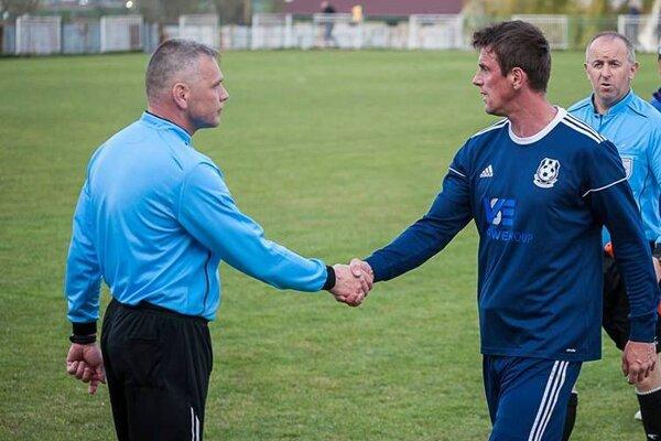 Milan Jambor je v súčasnosti hrajúcim trénerom štvrtoligového Svitu.
