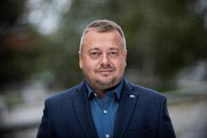 Tajomník Republikovej únie zamestnávateľov Martin Hošták