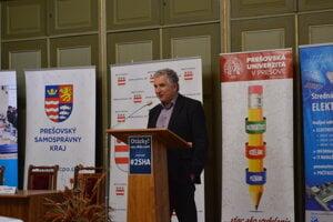 Jan Kašík hovoril o víťazstve matematiky nad politikou pri rozhodovaní.