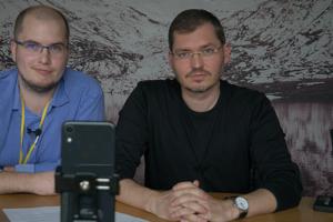 Adam Valček a Andrej Zaťko.