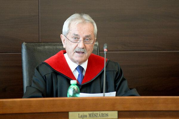 Sudca Lajos Mészáros.