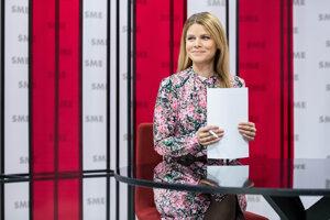 Zuzana Kovačič Hanzelová.