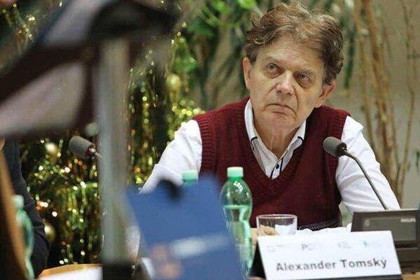 Alexander Tomský.
