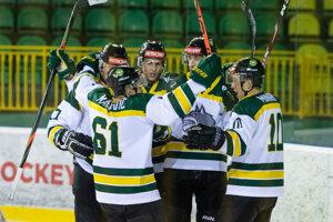 Žilinskí hokejisti sa po dvoch týždňoch opäť radovali z výhry.
