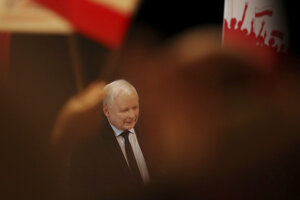 Jasným favoritom poľských volieb je strana PiS lídra Jaroslawa Kaczynského.
