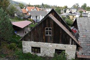 Starý mlyn v Porube.