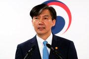 Juhokórejský minister spravodlivosti Čo Kuk.