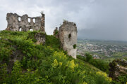 Turniansky hrad.