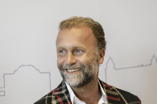 Generálny riaditeľ Národného ústavu detských chorôb (NÚDCH) Ladislav Kužela.