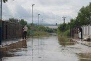 Záplavy v Prešove v roku 2010. Chcú opakovanej situácii dnes už predísť.