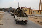 V utorok sýrska armáda vstúpila aj do severosýrskeho mesta Manbídž.
