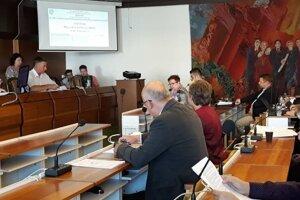 Poslanci v piatok popoludní rokovali od VZN o prideľovaní dotácií.