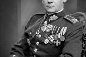 Na ich pohreb prišiel aj generál R. Viest