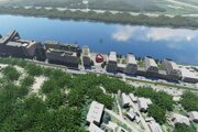 Vizualizácia projektu River Park 2.