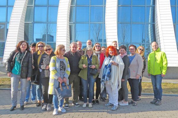 Už na svetovom kongrese v Nursultane boli s profesorkou Evou Kollárovou viacerí oravskí učitelia.