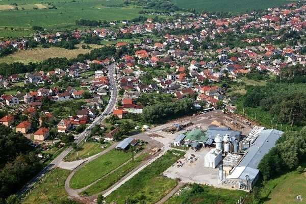 Obec Lozorno.