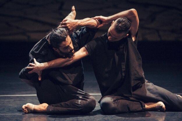 Tanečné predstavenie NOMAD - Eastman a Sidi Larbi Cherkaoui
