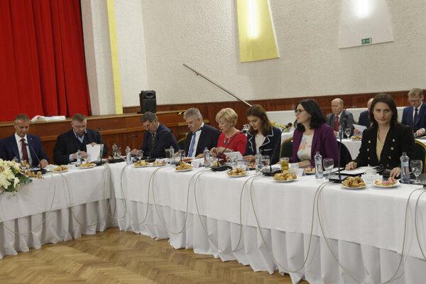 Vláda dá vyše dva milióny na rozvoj športu v Michalovciach.