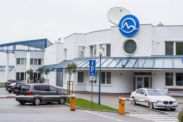dova televíze Makríza v Bratislave.