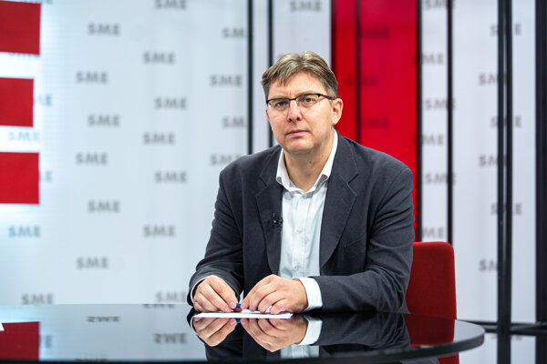 Šéf agentúry Focus Martin Slosiarik.