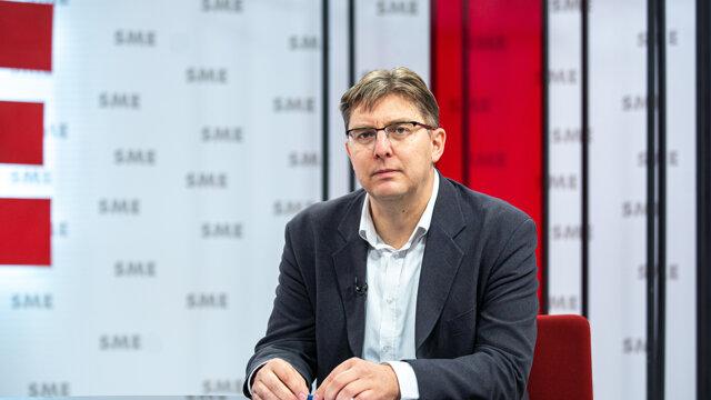 Šéf agentúry Focus Martin Slosiarik v relácii Rozhovory ZKH.