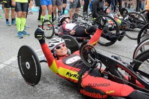 Anna Oroszová sa nedávno zúčastnila obľúbeného Medzinárodného maratónu mieru.
