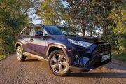 Toyota RAV4 2,5 Hybrid AWD-i