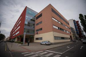 Nemocnica sv.Michala na Cintorínskej ulici v Bratislave