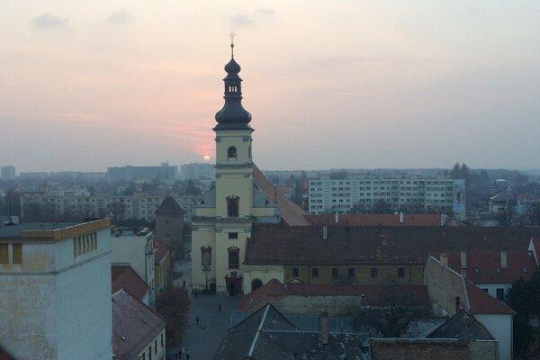 Kostol sv. Jakuba v Trnave