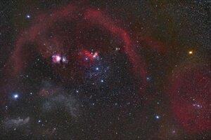 Vesmírne fotoobrazy Zdeňka Bardona sú fascinujúce