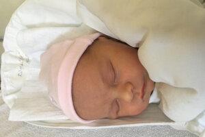 Nela Rohaľová\n(49 cm, 3200 g)\nsa narodila 30. septembra Lucii Cigánikovej a Kevinovi Rohaľovi z Levíc.